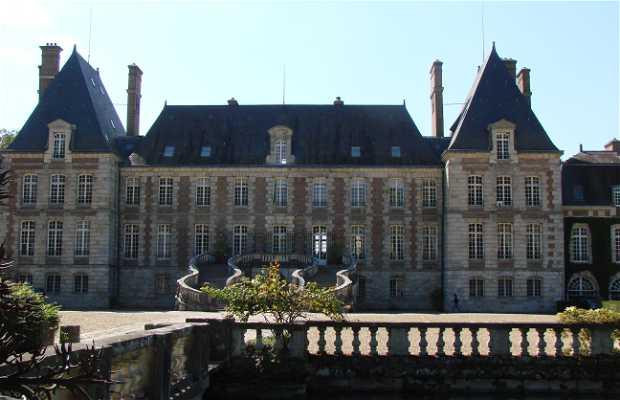 castillo de Courances