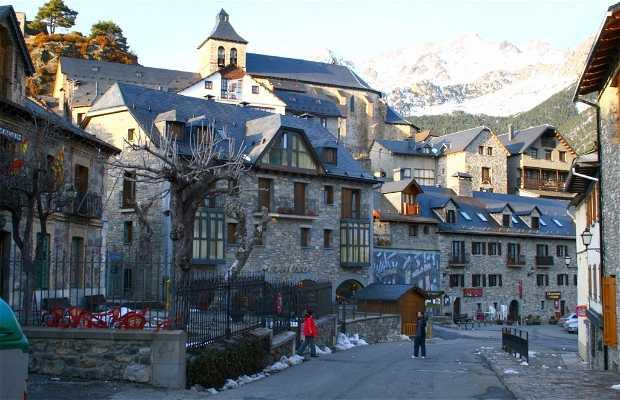 Place de Valle de Tena