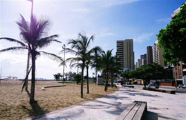 Pier da Praia de Iracema