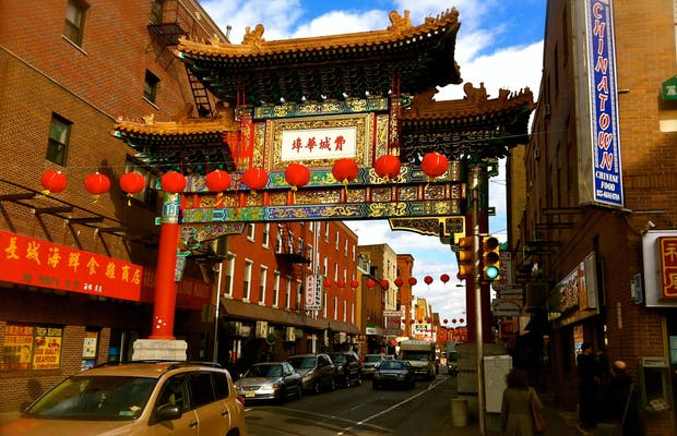 Philadelphia China Town
