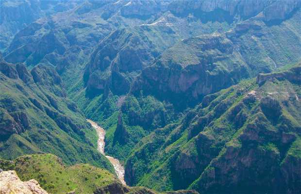 Barrancas Del Cobre (Copper Canyon)