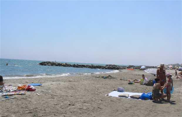 Playa de palavas