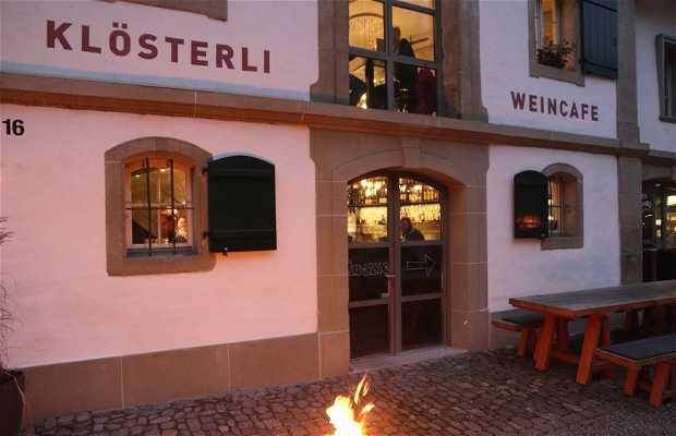 Klosterli Weincafe