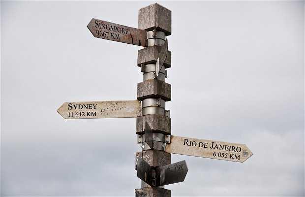 Mirador Punta del Cabo
