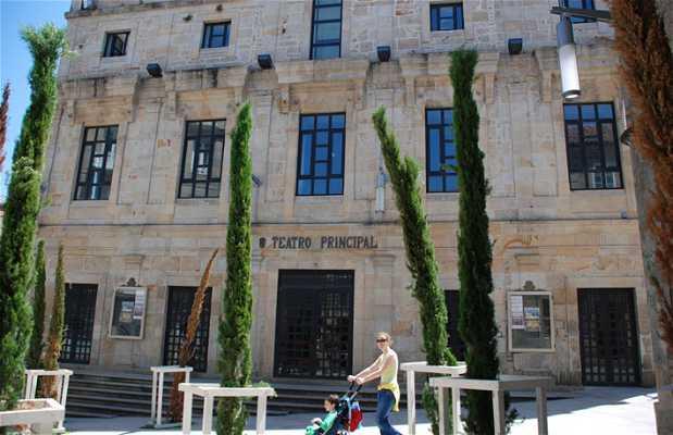Teatro Principal y Liceo Casino