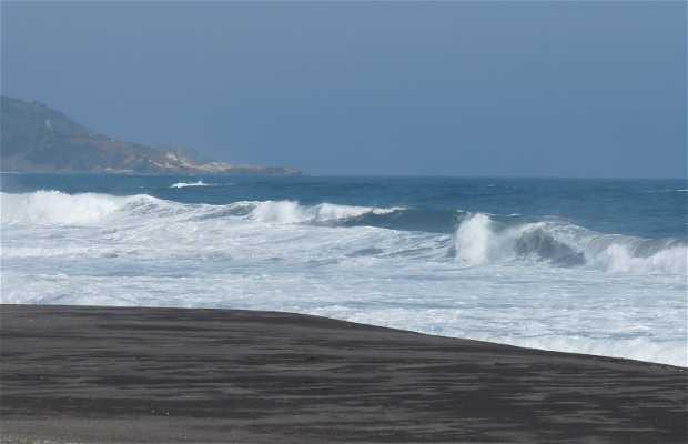 Cobquecura beach