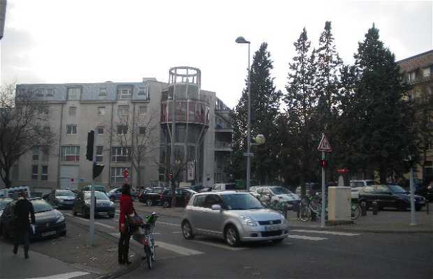 Plaza de la encomienda