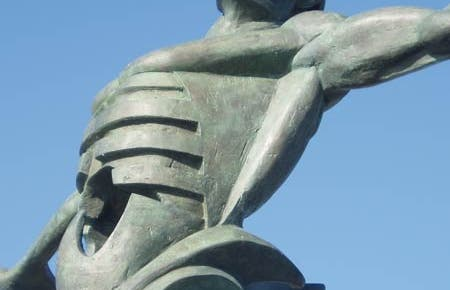 Statue of the Winds