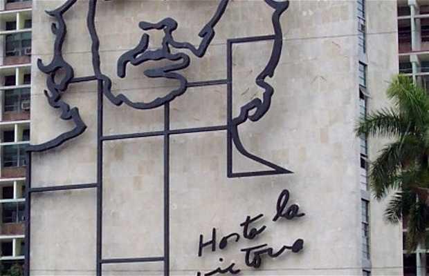 Fresque de Che