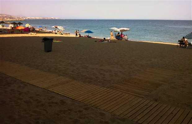 Playa Mati Beach