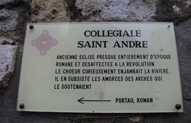 Colegiale Saint André