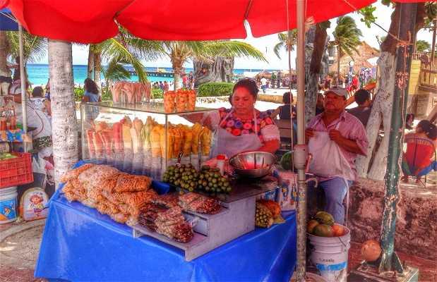 """Vendimia de fruta de """"la Quinta"""""""