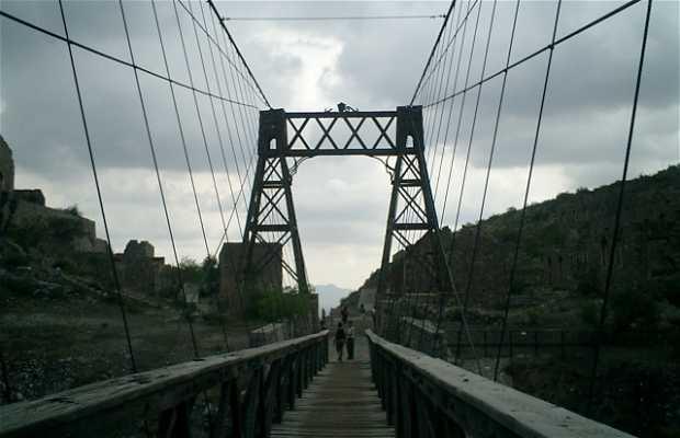 Ojuela bridge