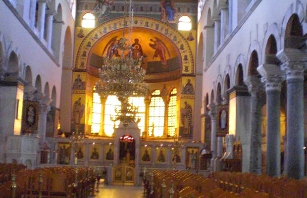 Church of St. Demetrius (Hagios Demetrios)