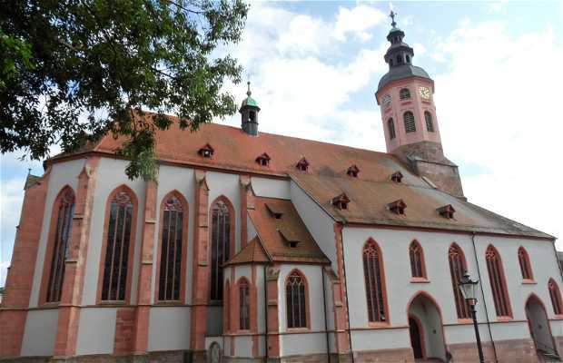 Stiftskirche - Iglesia Colegiata