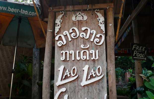 Lao Lao Garden di Luang Prabang