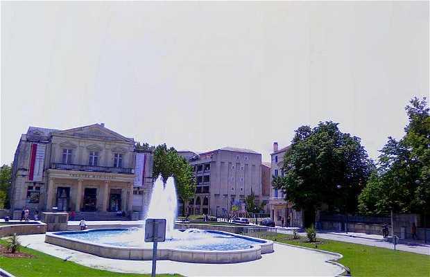La Place du Théâtre