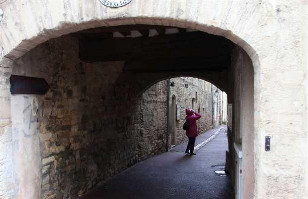 Rue Saint Jean de Bayeux