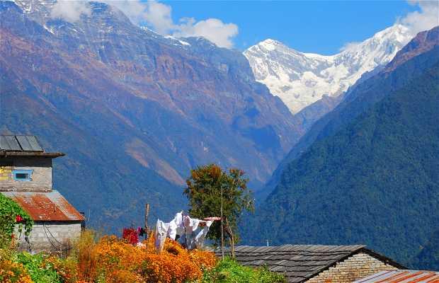 Ghandruk (aldea del Annapurna)