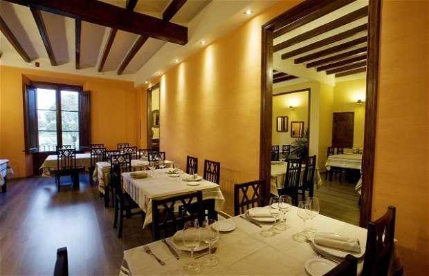 Restaurant Mas Ricart
