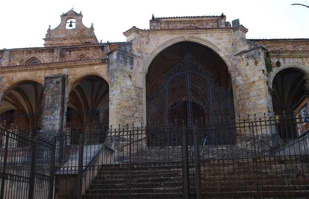Eglise de Santa María de la Asunción