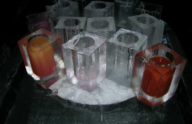 Absolut Ice Bar di Londra