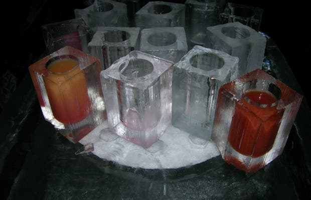 Absolut Icebar London