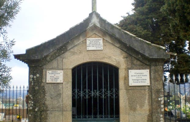 Fray Vicente Chapel