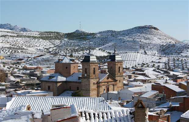 Iglesia de Elche de la Sierra