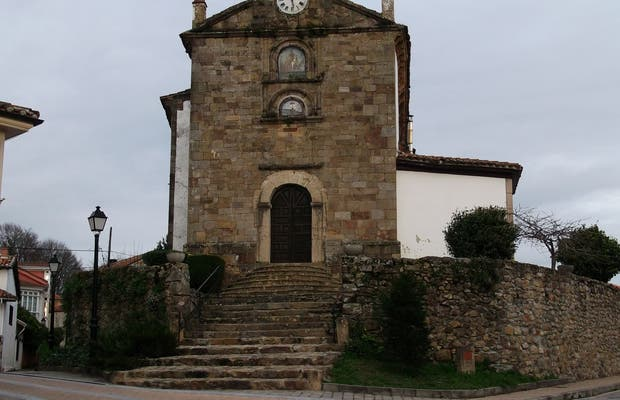 Iglesia de San Martín el real