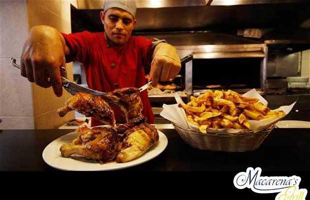 Macarena's Grill, Panamá