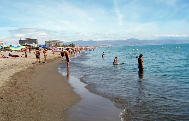 Playa Los Álamos