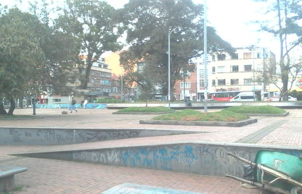 Parque Sucre Hippies