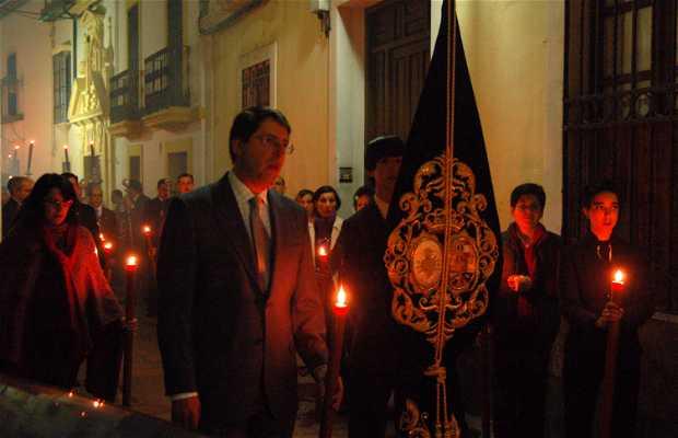 Processioni notturne a Córdoba