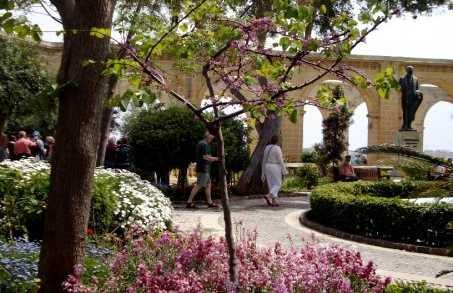 Jardines Upper Baracca