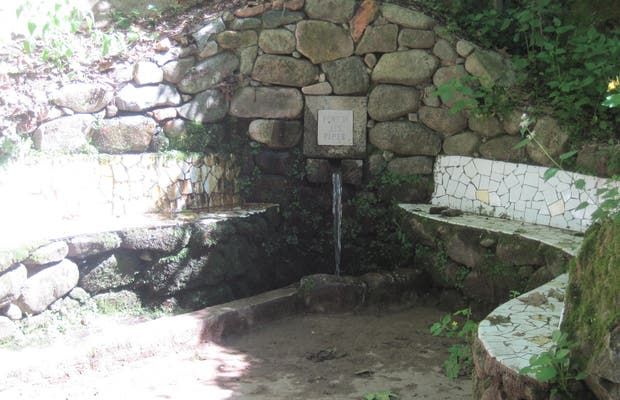 The Fountain of the Pipes