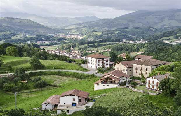 El Baztan Valley