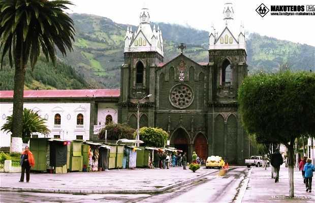 Basilica de Agua Santa