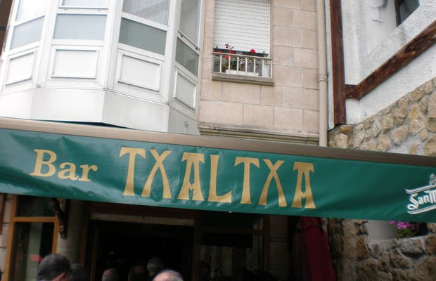 Restaurant Bar Txaltxa