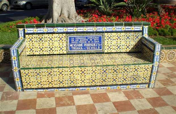 Plaza de los Patos a Tenerife
