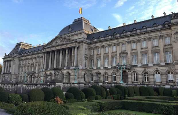 Palácio Real de Bruxelas