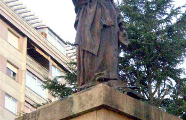 Monumento a Concepción Arenal