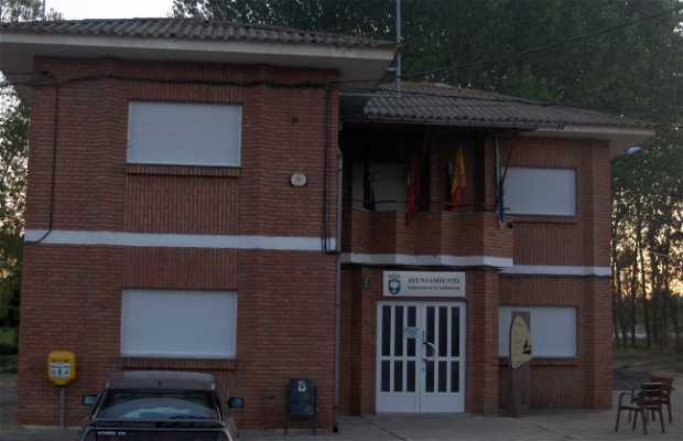Town Hall of Santovenia de la Valdoncina