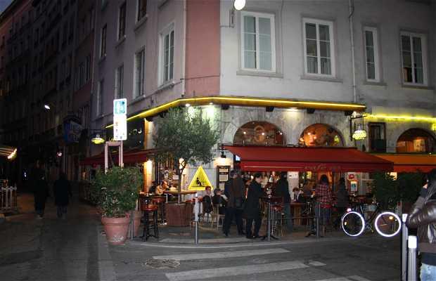 Café 203