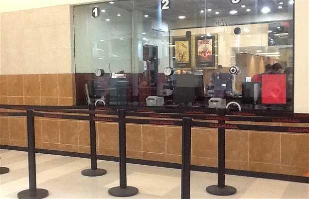Cinema Metrô Tatuapé