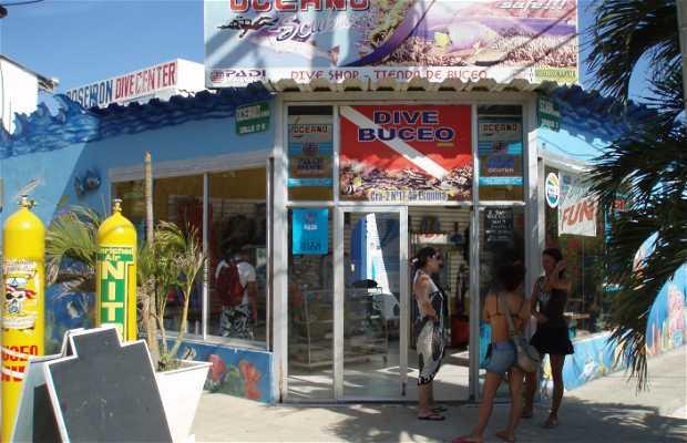 Scuba Diving Ocean - Taganga