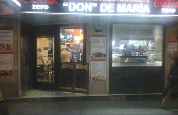 Restaurante Don de María