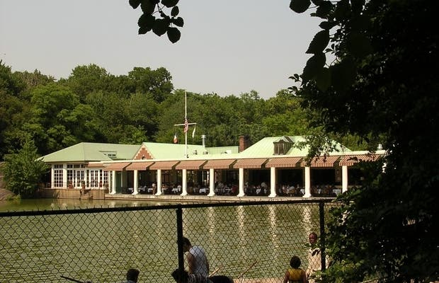 Central Boathouse