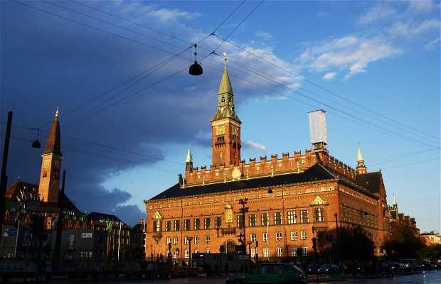 Radhuspladsen (Town Hall Square)