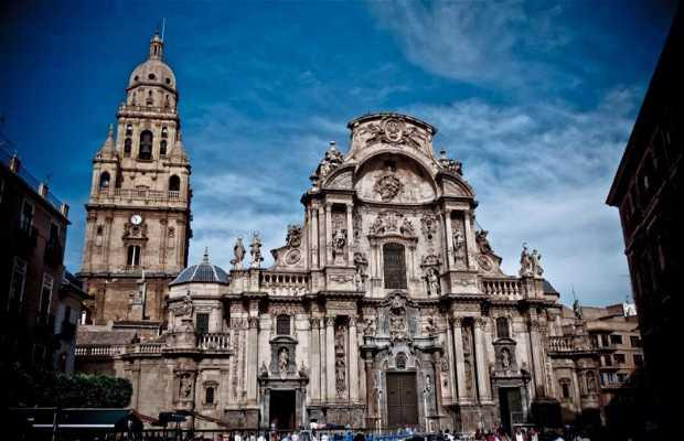 La cattedrale di Murcia